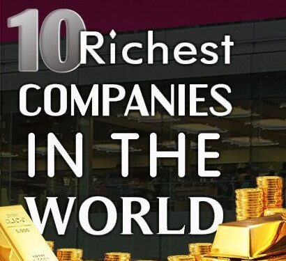 Richest Companies in the World